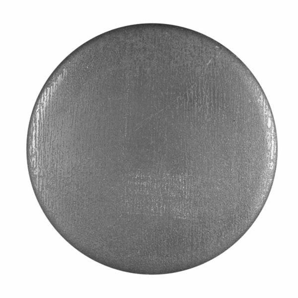 Round Plate Dia 100mm 8mm Thick F H Brundle