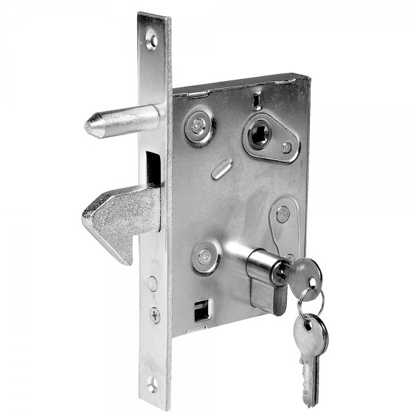 Hook Lock For Sliding Gates H 210 X W 144mm Galvanised
