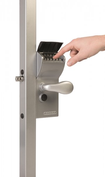 Free Vinci Mechanical Code Locinox Lock To Suit Sections