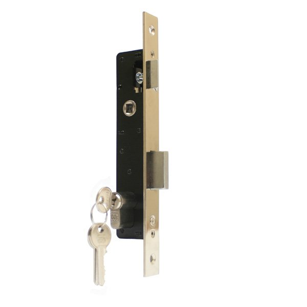 Narrow Latch Deadlock With Euro Cylinder F H Brundle
