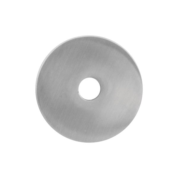 Round Disc For Weldable Glass Clamps 316 Stainless Steel