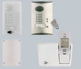 Wireless Entry Phone Kit With Keypad Mains Free F H Brundle