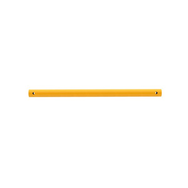 Tube 790mm Yellow Horizontal Tube Ral 1003 F H Brundle