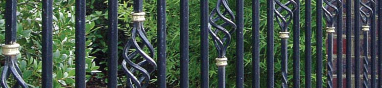 Wrought Iron Railing and Balustrade Bars