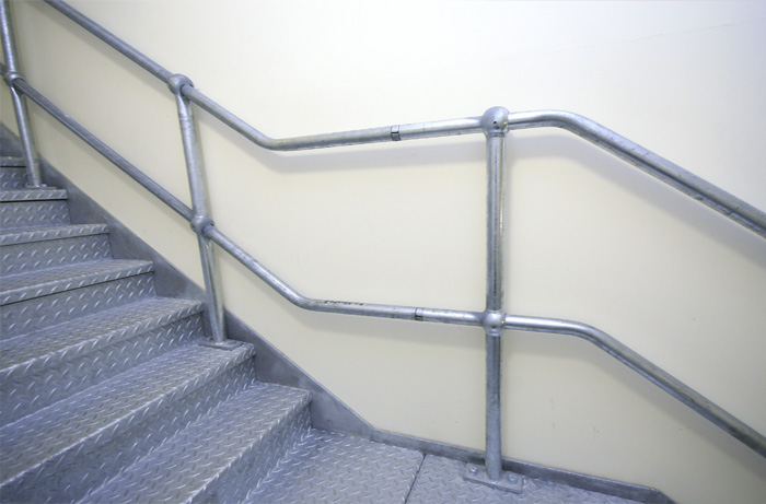 Handrail Standards F H Brundle