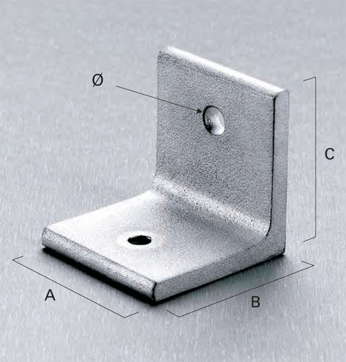 Series 250 Channel Bracket A27 F H Brundle