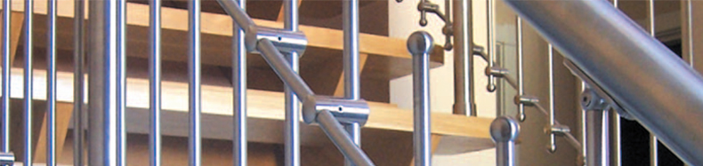 Stainless Steel Rod and Bar Handrail System