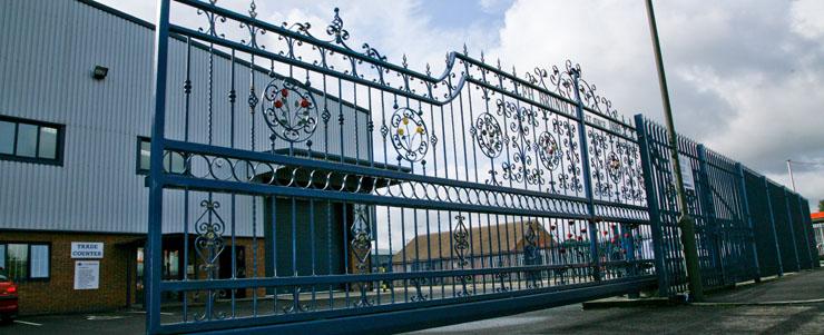 Gate Hardware F H Brundle