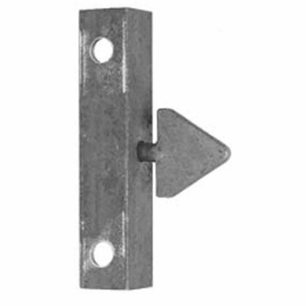 Bolt On Angle Iron Gate Catch Suits Both Left And Right