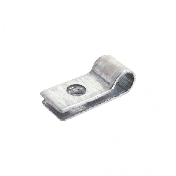 Brunmesh Clips 19 X 33mm With 5mm Hole Galvanised F H