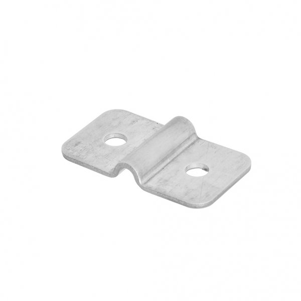 Single Pre-galv Mesh Clip - 1.5mm Thick For Single Wire - 2 x 5mm ...
