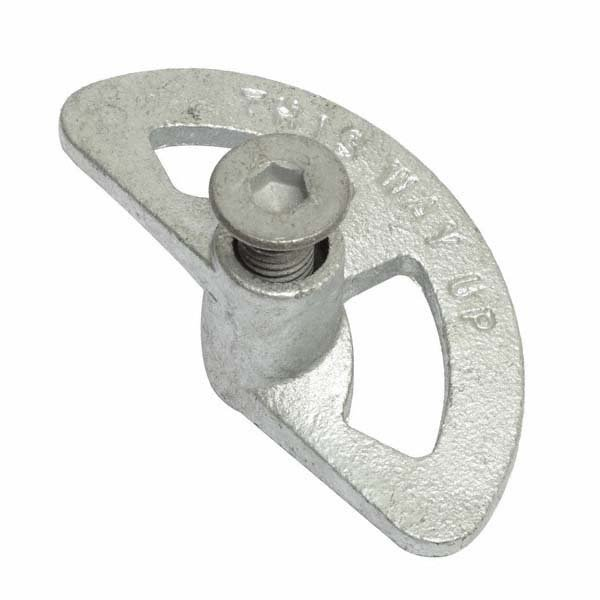 Floorfix Clip M10 To Suit Floor Plate Thickness 5 12mm F