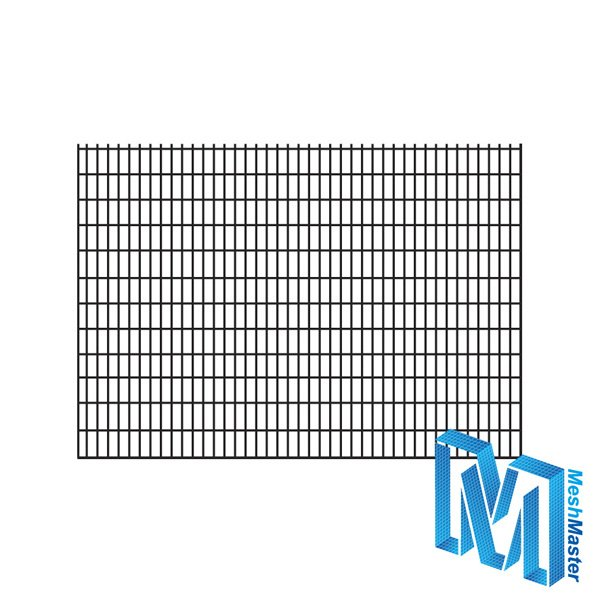 Mesh Twin Wire Panel 1 8m High X 2506mm Powder Coated