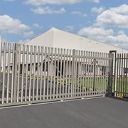 Galvanised Modular Bolt-Down Track Gate Kits