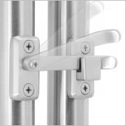 Pro-Railing | Stainless Steel Hinges, Latches & Catches