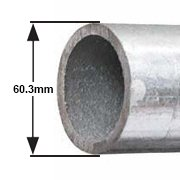 E Tube - 60.3mm Diameter