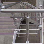 Handrail & Components | Tube and Uprights (48.3mm) Stainless Steel 304