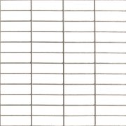 Sec.Fencing 1.20m x 75 x 25 x 3.0mm -25m Pre-galvanised