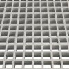 GRP 12 sq x 22mm Deep - Sand 1.2m x 3.6m Moulded Grating (1247 x 3687mm)