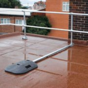 Handrail & Components | Roof Edge Protection System