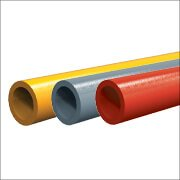 Warmagrip™ | PVC Coated Fittings & GRP Tube