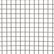 "Sq Ft 36""wide 1/4""x 1/4""x 22g Type 304 Stainless Steel Welded Mesh"