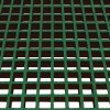 GRP 38 Sq x 38mm Deep - Green 2m x 1m Moulded GRP Grating (996 x 1985mm)