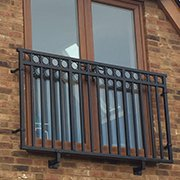Fortitude™ Traditional Balcony