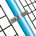 Tubeclamp 171E Mesh Panel Clip Double