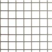 "Stainless 304 Light Wire Welded Mesh | 1"" x 1"" x 16g (25 x 25 x 1.6mm)"