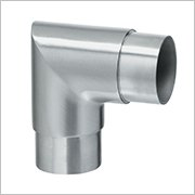 Handrail & Components | Stainless Steel 316 Tube Fittings (48.3mm)