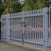 Double Leaf Gates & Posts