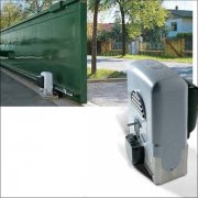 Gate Automation | 230V Sliding Gate Motors | BK