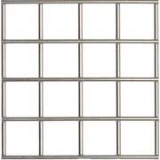 "Stainless 304 Heavy Wire Welded Mesh | 2"" x 2"" x 12g (50 x 50 x 2.5mm)"