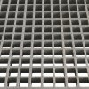 GRP 38 Sq x 25mm Deep - Grey - 2m x 1m Moulded GRP Grating (996 x 1985mm)