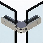 Glass Clamps | Glass Stiffeners