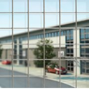 Fencing & Security | Galvanised Security Fencing 50x50x2.5mm