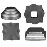 Wrought Iron Components | Base Plates
