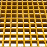 GRP Moulded Gratings | Yellow Gratings