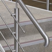 Stainless Steel 304 Internal Handrail & Balustrade