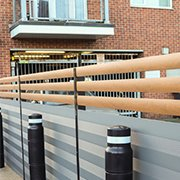 Marano Fencing Case Study - Fast Food Outlet - London