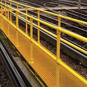 Handrail & Components | GRP Fittings