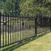 Bow Top Fencing | Per Metre