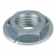 Zinc Plated Adjustable Nut - M24