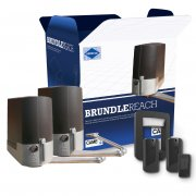 Brundle Reach Gate Automation Kit For A Pair Of Gates Up To 250kg